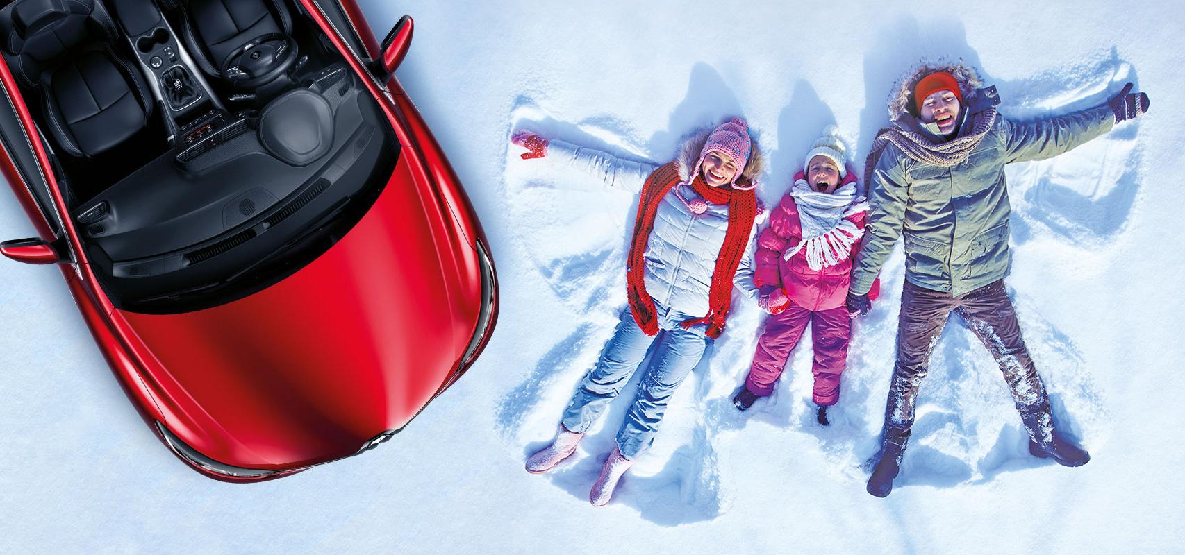 Облечи твоето Renault за зимата