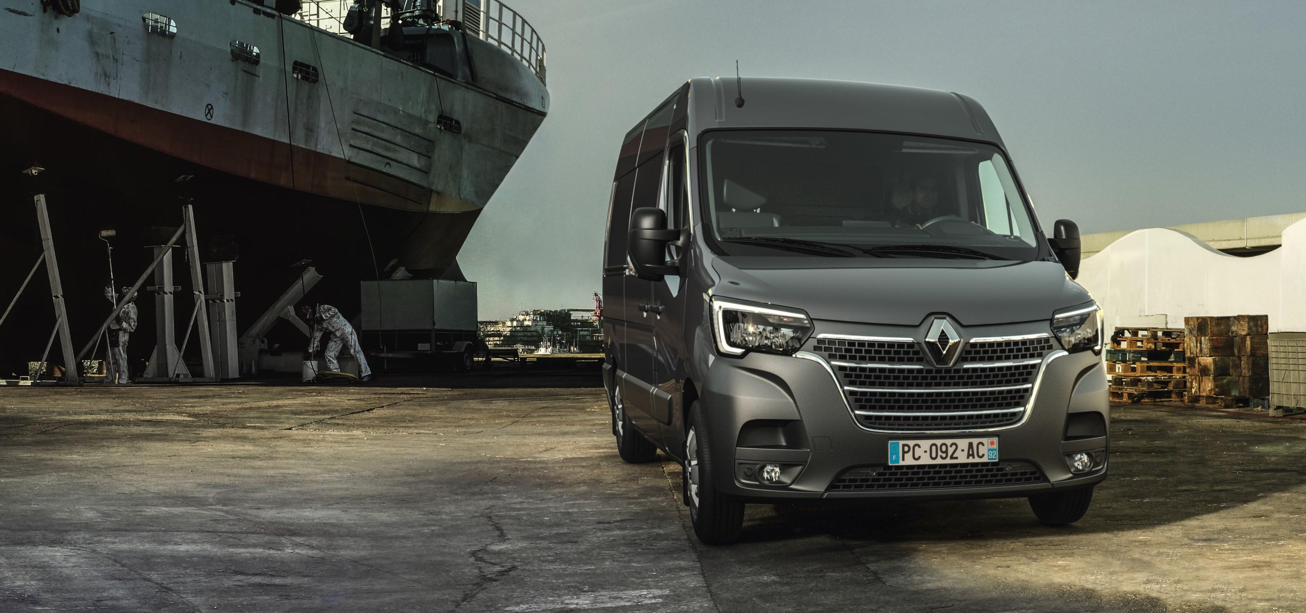 Новото Renault MASTER
