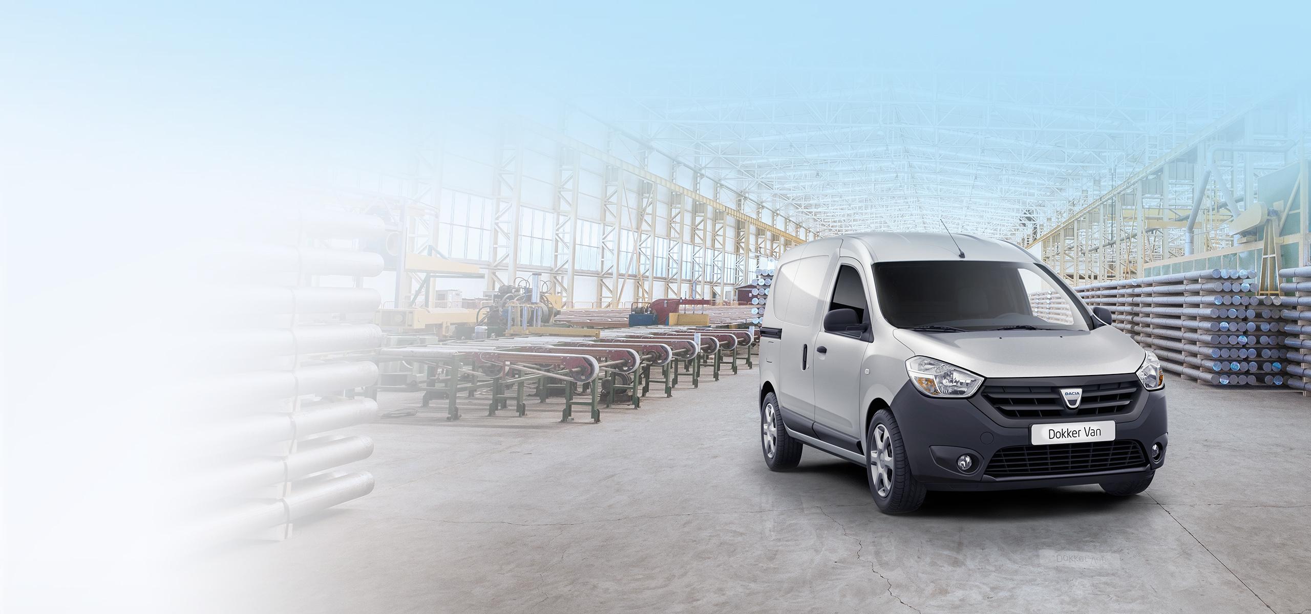 Dacia Dokker и Dokker Van