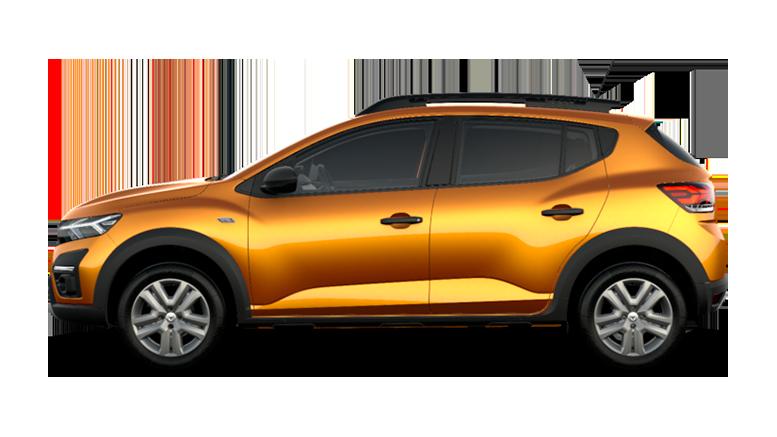 Новата Dacia SANDERO STEPWAY