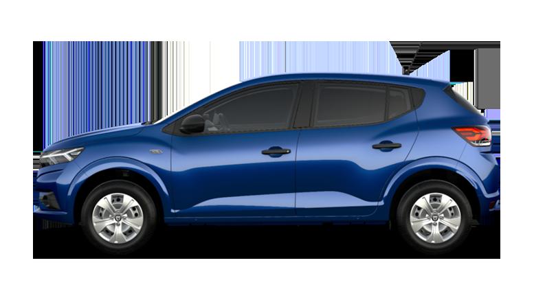 Новата Dacia SANDERO