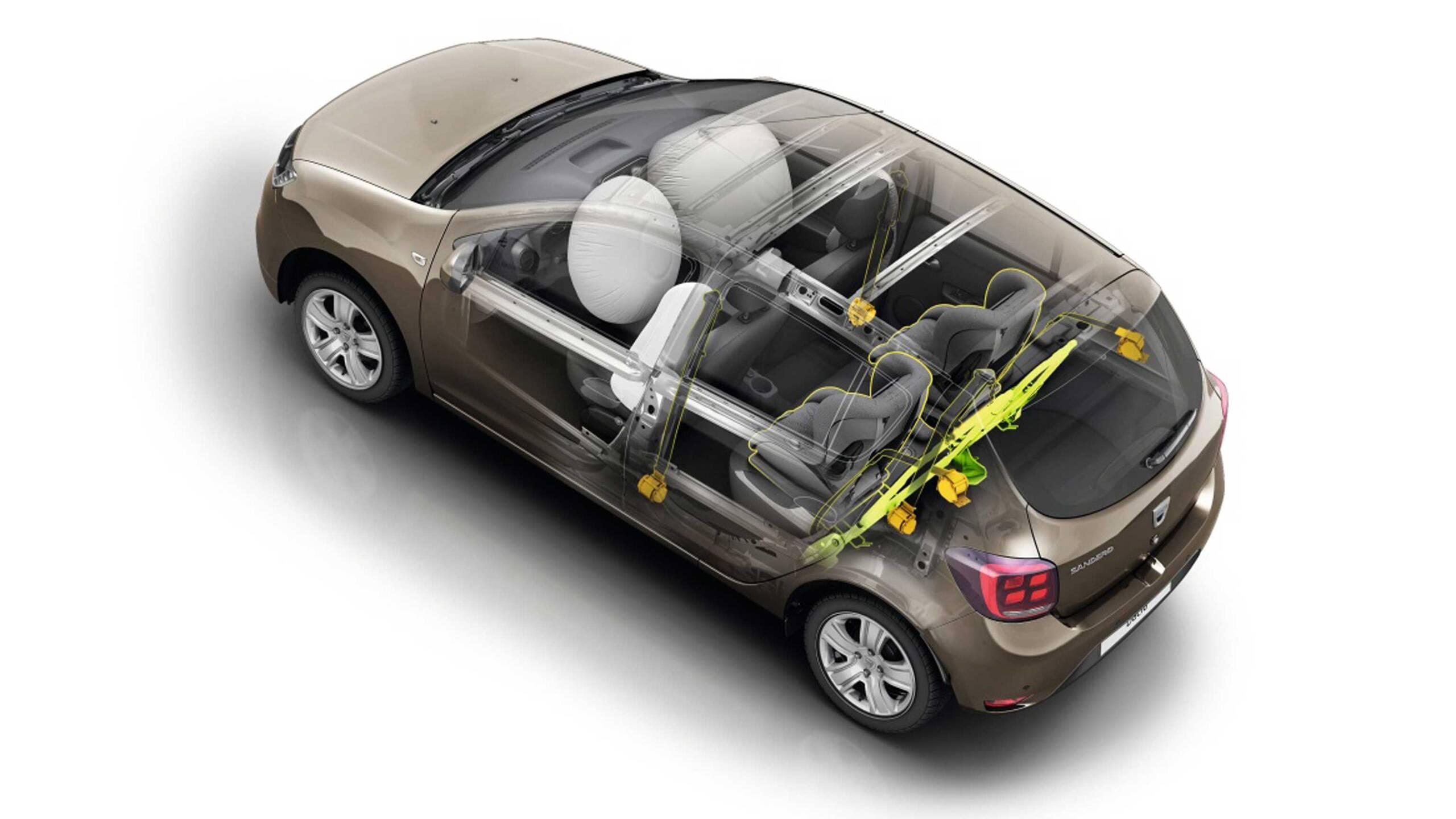 Защита за пътниците в автомобила