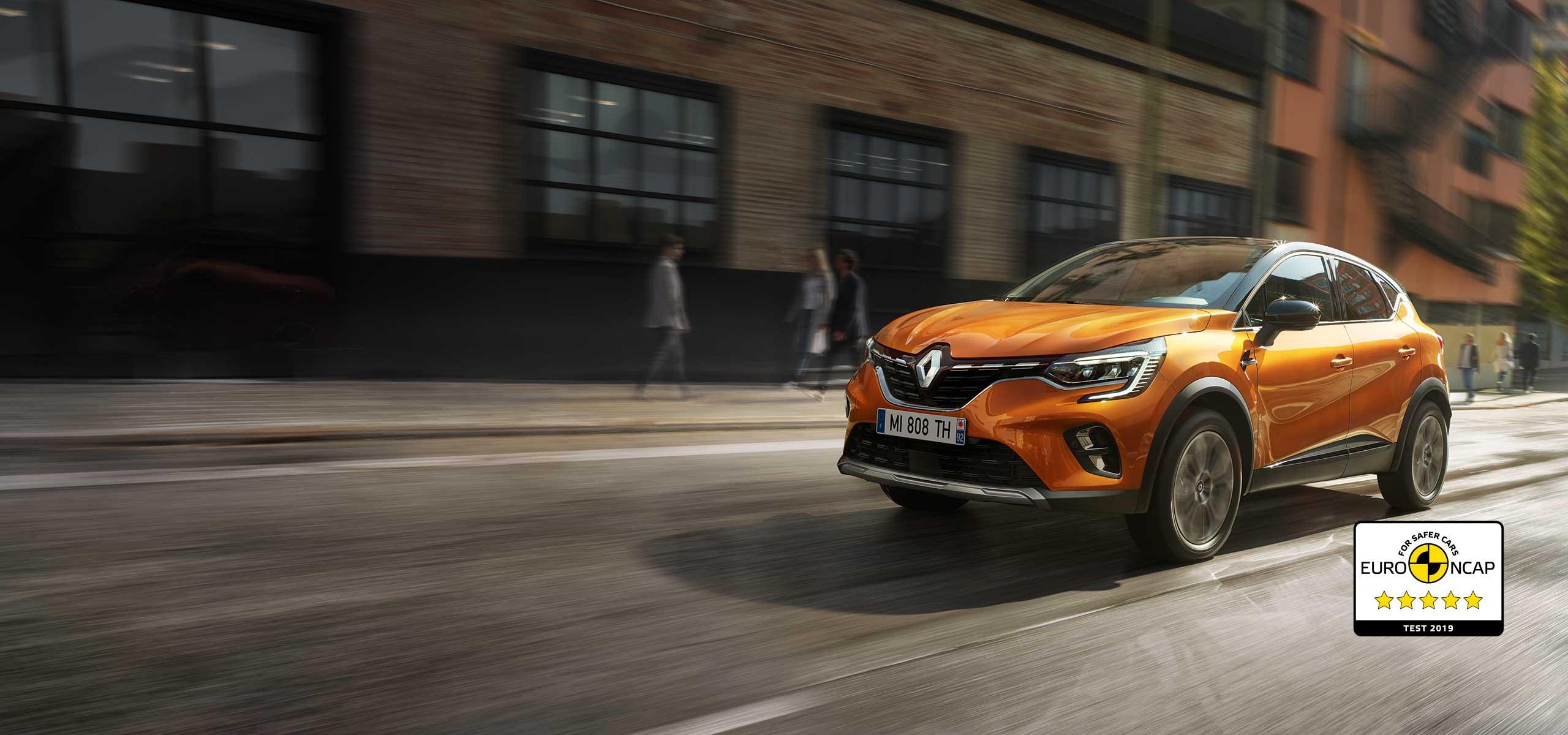 Новото Renault CAPTUR