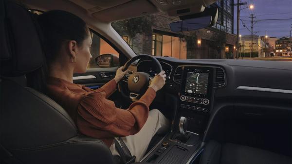 Персонализирайте удоволствието от шофирането с MULTI-SENSE