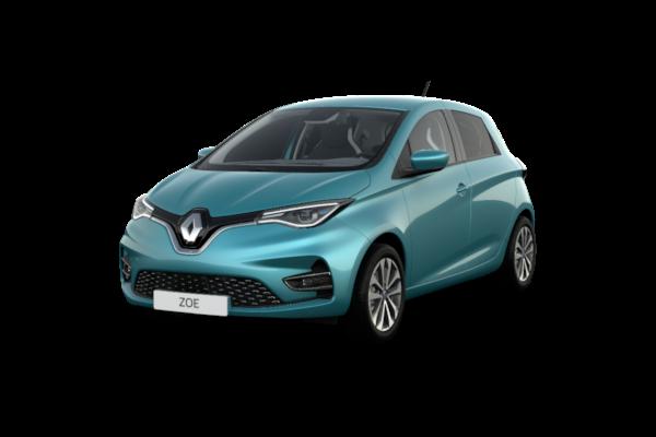 Новото Renault ZOE
