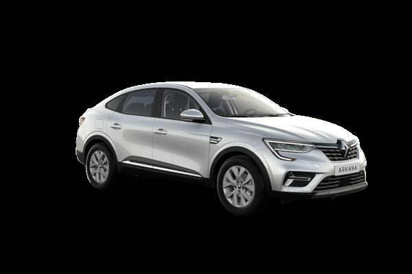 Новото Renault ARKANA E-TECH Hybrid