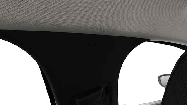 Предни, странични въздушни възглавници за водача и пътника, предпазващи таза и гръдния кош