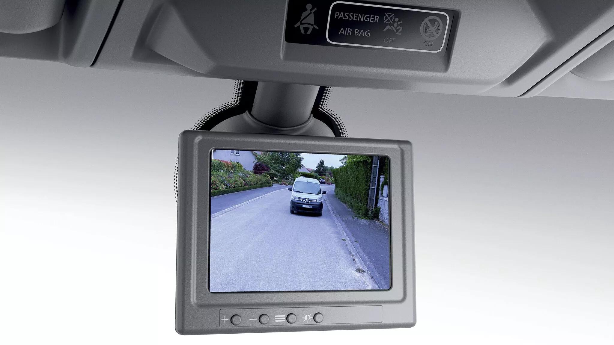 Постоянната камера за задно виждане