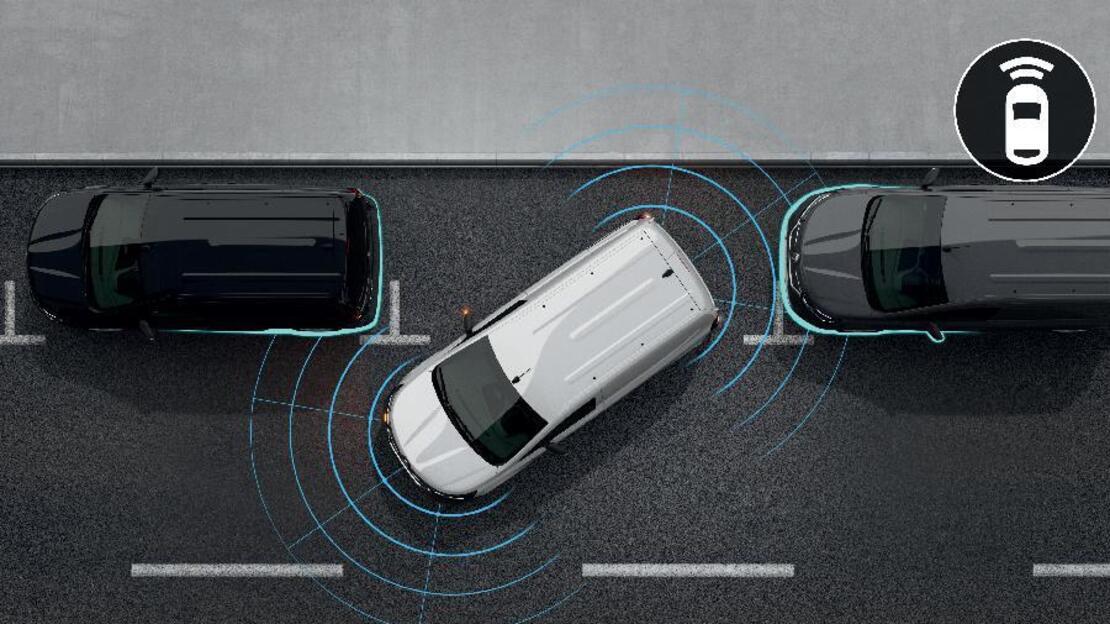 Задни паркинг сензори