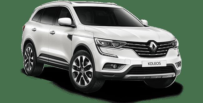 Новото Renault KOLEOS