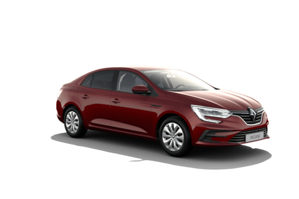 Новото Renault MEGANE Sedan