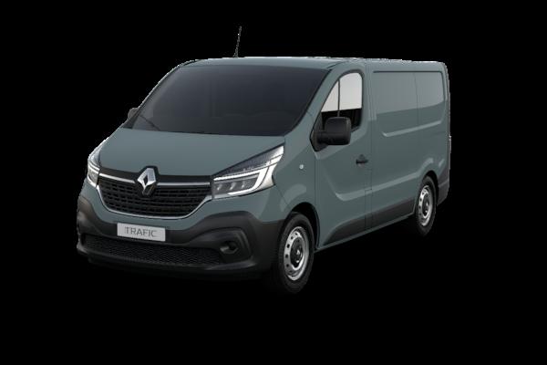 Новото Renault TRAFIC